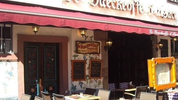 restaurant Le Baeckeoffe d'Alsace