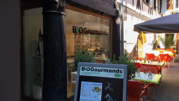 restaurant BioGourmands