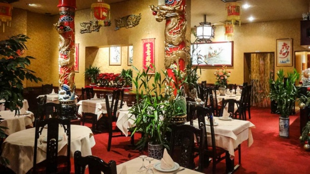 restaurant New Chinatown