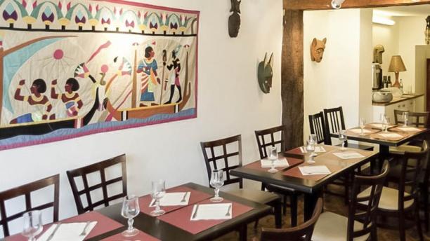 Restaurant africain strasbourg